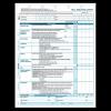Fall Risk Evaluation - 100/pad