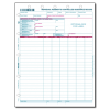 Individual Resident's Controlled Drug Record - 100/pad