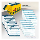 Calling Cards™ Box and Tab Set