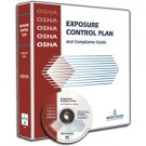 OSHA Exposure Control Plan and Compliance Guide with CD