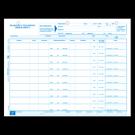 Pharmacy Telephone Order Sheet - 100/pad