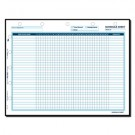 Schedule Sheet - 100/pad