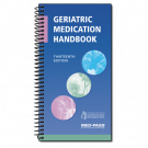 Geriatric Medication Handbook - Thirteenth Edition