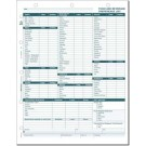 Food & Beverage Preference List - 100/pad