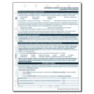 Informed Consent For Influenza and Pneumococcal Vaccine (2015) - 100/pad