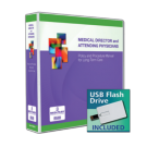 Medical Director and Attending Physicians Policy and Procedure Manual for Long-Term Care with USB Flash Drive