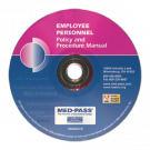 Employee Personnel Policy and Procedure Manual CD only