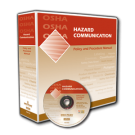 OSHA Hazard Communication Policy and Procedure Manual with CD