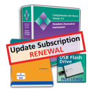 Comprehensive LTC RAI MDS 3.0 User's Manual v1.15 w/USB Flash Drive and Updates - Update Subscription Renewal