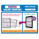 Hospice Online Charting - Powered by deVero Cloud-Based System