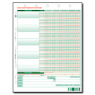 Laser Medication Observation Form - 1000/ctn
