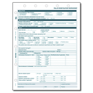 Falls Investigation Worksheet - 100/pad