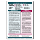 Medication Pass Review Card - 10/pack