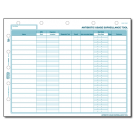 Antibiotic Usage Surveillance Tool - 100/pad