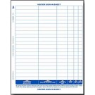 Visitor Sign-In Sheet - 100/pad