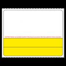 Custom Thermal Transfer Label - 04