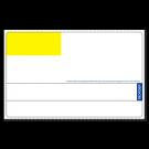 Custom Thermal Transfer Label - 08