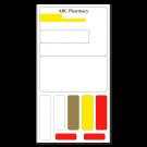 Custom Thermal Transfer Label - 10