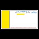 Custom Thermal Transfer Label - 12