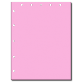 Ultra Pink Paper for California POLST  - 100/pack