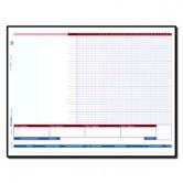 Laser Flow Record, horizontal - 500/ctn