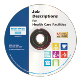 Job Descriptions for Health Care Facilities CD Only