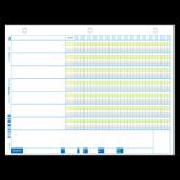 Laser Medication Record - 1750/ctn