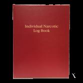 Individual Narcotic Log Book