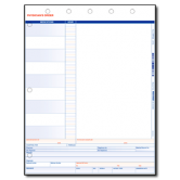 Physician's Orders/Medication Record - Laser - 500/ctn