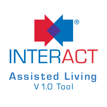 INTERACT for AL Logo