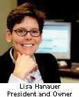 Lisa Hanauer President and Owner