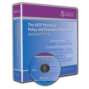 ASCP Pharmacy Policy and Procedure Manual for AL