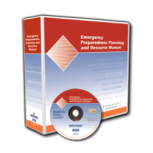 Emergency Preparedness Planning and Resource Manual with CD