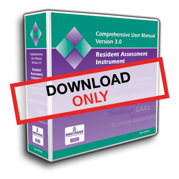 MDS Comprehensive Manual Digital Download
