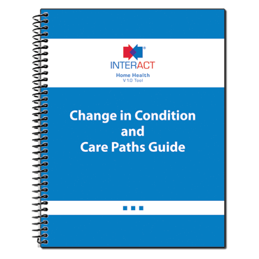 Change in Condition/Care Paths Guide for Home Health