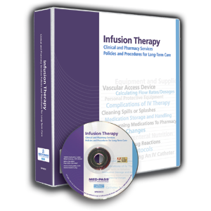 Infusion Therapy Clinical and Pharmacy Services P&P for LTC