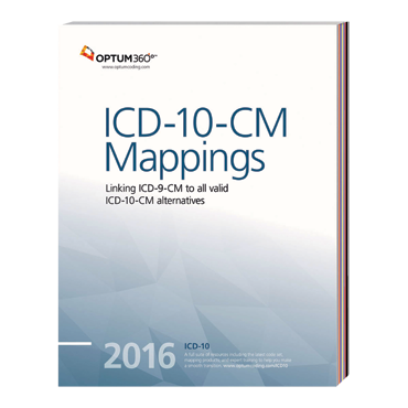 ICD-10-CM Detailed Instruction for Appropriate ICD-10-CM Coding - 2016