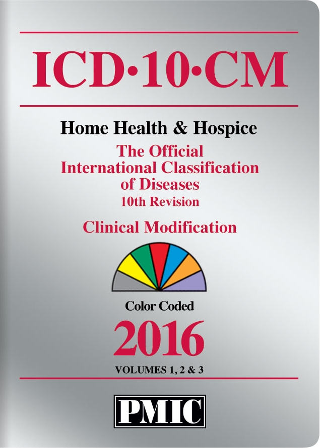 ICD-10-CM Home Health and Hospice Edition