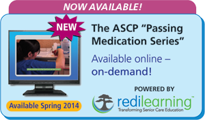 ASCP Passing Meds Series - Coming Soon Online