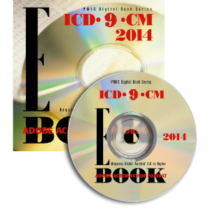 ICD-9-CM 2014 Home Health & Hospice Edition, Volumes 1, 2 & 3 - CD eBook