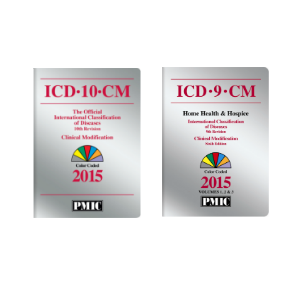 Home Health ICD-9-CM and ICD-10-CM 2015 Code Sets Combo from PMIC
