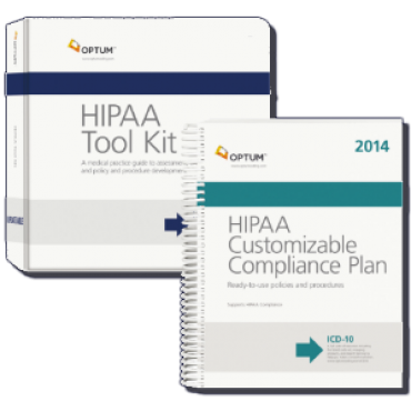 HIPAA Customizable Compliance Plan - 2014