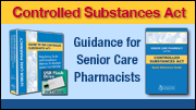 Controlled Substances Act Guidance
