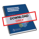 Consultant Pharmacist Handbook - One Time Digital Download