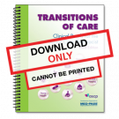 Transitions of Care - Clinical Pearls for the Senior Care Pharmacist - One Time Digital Download
