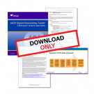 ASCP Opioid Stewardship Toolkit: A Pharmacist's Guide for Older Adults - Digital Download