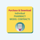 Provider Pharmacy and Consultant Pharmacist Model Contracts for Nursing Facility and Assisted Living
