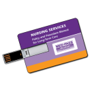 Nursing Services Policy and Procedure Manual - USB Flash Drive Only