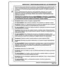 Resident Rights and Responsibilities - Spanish Version