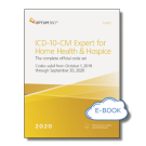2020 ICD-10-CM Expert for Home Health and Hospice E-Book